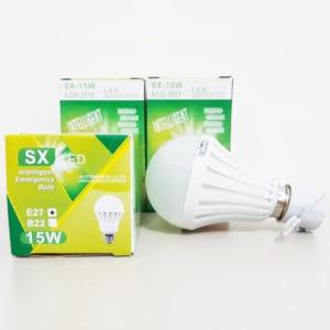 Lampu LED Emergency 15 Watt – Bohlam Sentuh