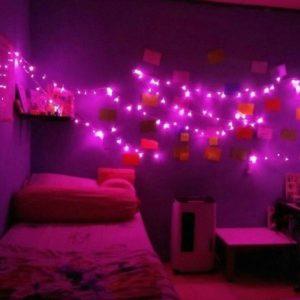Lampu Tumblr 10 Meter PINK