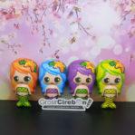 Squishy Mermaid / Putri Duyung Besar – Mainan Anak