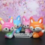 Squishy Rubah Besar – Mainan Anak