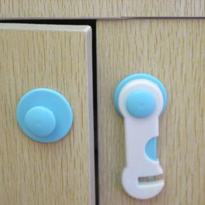 Baby Safety Lock – Pengaman Laci, Kulkas, Pintu, Lemari dll