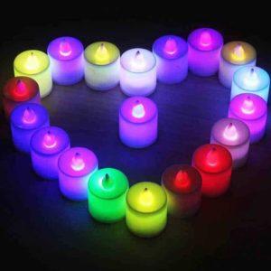 Lilin Elektrik LED