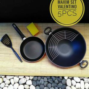 MAXIM New Valentino Wajan Teflon Set