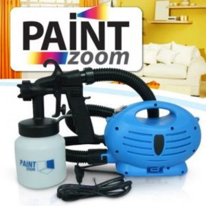 Mesin Semprot Cat Otomatis – Paint Zoom Portable Spray Gun