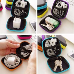 [KECIL] 152 Dompet Tempat Headset, Charger, Powerbank, dll