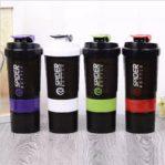 Botol Shaker Olahraga SPIDER 600 ML