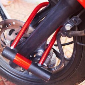 Gembok Motor dan Sepeda Leter U