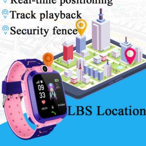 Jam Tangan Pintar Anak – Kids Smart Watch Mirip Imoo Z5