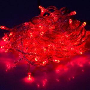 Lampu Tumblr 10 Meter MERAH