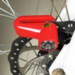 Gembok Cakram Motor Dan Sepeda