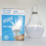 Lampu LED Emergency 20 Watt – Bohlam Sentuh