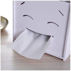 Tempat Tissue Vintage SEDANG Box Kotak Tisu Shabby Chic TR01
