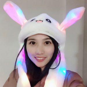 Bunny Ear Hat – Topi Tik Tok Kelinci