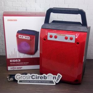 Evercoss ES63 Speaker Wireless Bluetooth Super Bass