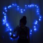 Lampu Tumblr 10 Meter BIRU