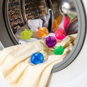 Bola Karet Mesin Cuci – Alat Bantu Pencuci Pakaian