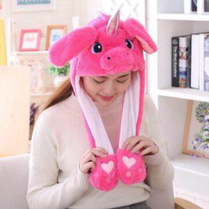 Bunny Ear Hat LED – Topi Tik Tok Kelinci