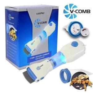 Sisir Kutu Vacuum Elektrik V-Comb