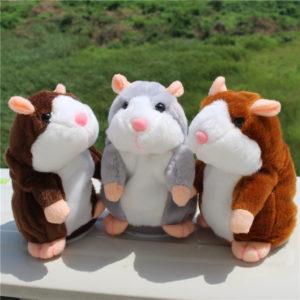 Talking Hamster – Mainan Boneka Hamster Yang Bisa Bicara