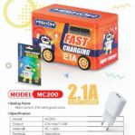 [PROMO] Adaptor Charger MISHOW By Advance 2.1A Fast Charging