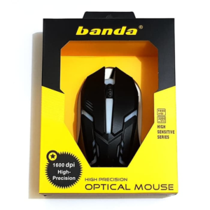 Banda Optical Mouse USB