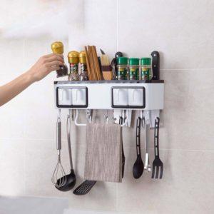 818 Rak Dapur Dengan 4 Laci Tempat Bumbu