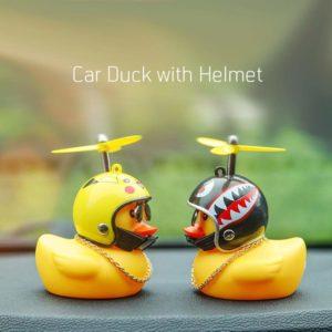 BEBEK GAUL LED Pajangan Dashboard Mobil Dan Motor