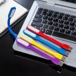Lampu LED USB Mini Flexible