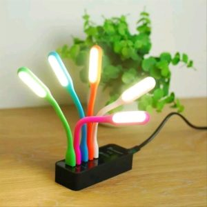 Lampu LED USB Mini Flexible