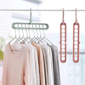 (VERSI 2) Gantungan Baju Ajaib (1 Pcs) – Bahan Lebih Tebal