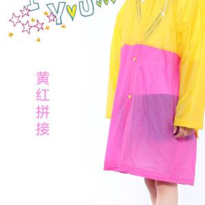 (VERSI MURAH) Jas Hujan Anak Karakter Dengan Ruang Untuk Tas Ransel