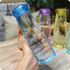 Botol Minum Kaca 500 ml