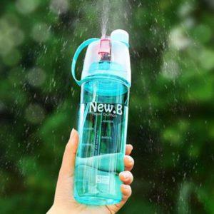 Botol Minum Sport Spray New B 600 ML