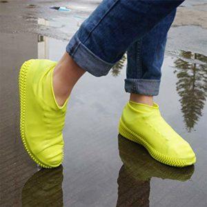 Cover Pelindung Sepatu Silikon Anti Air