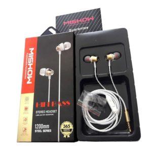 [PROMO] Earphone MISHOW ME300 ADVANCE HIFI BASS Stereo Headset Handsfree with Mic