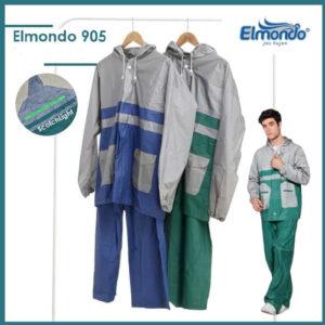Jas Hujan Setelah Jaket Celana Elmondo 905