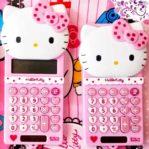 Kalkulator Hello Kitty