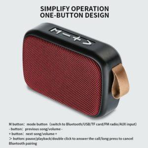 Speaker Wireless Bluetooth TABLEPRO MG2