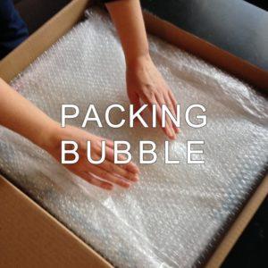 (ECER PER METER) Bubble Wrap / Plastik Gelembung Untuk Packing