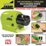 Swifty Sharp – Asahan Pisau, Obeng, Gunting Otomatis