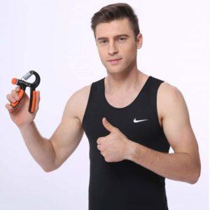 Alat Penguat Otot Tangan dan Jari – Hand Grip 40 Kg