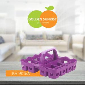 Keranjang Aqua Golden Sunkist 16 Lubang