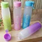 Botol Minum Kaca WATERPURE 500 ML
