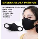 Masker Scuba Cutting Laser