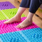 Karpet Alat Pijat Refleksi untuk Terapi Kaki dan Tangan