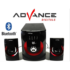 Speaker ADVANCE M250 BT Bluetooth Speaker Subwoofer