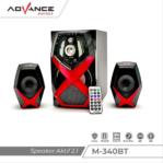Speaker ADVANCE M340 BT Bluetooth Speaker Subwoofer