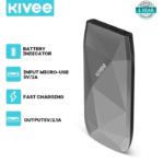 Powerbank Kivee KV-PH30 8000MAh Dual USB Fast Charging Phone