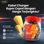 Kabel Data LUNA Micro USB 1 Meter Fast Charging