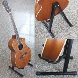 Stand Gitar Lipat – Dudukan Tempat Gitar Akustik